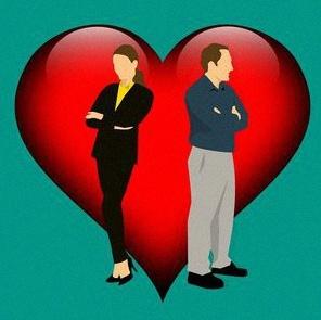 divorce relation